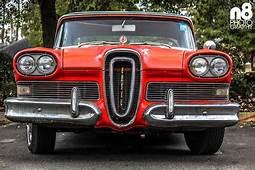 79 Best Edsel Images On Pinterest  Old School Cars