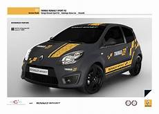 Renault Sport New Twingo R2 Covering Design On Behance