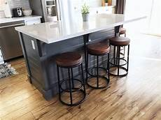 Kitchen Islands With Seating For 4 For Sale by A Diy Kitchen Island Make It Yourself And Save Big Home