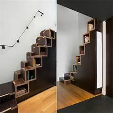 pour petit espace escalier gain de place premier pas vers am 233 nagement petit