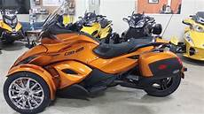 2014 Can Am Spyder St Limited Look