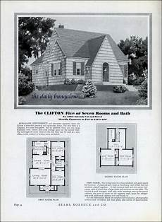 sears kit house plans homes of today sears kit houses 1932 in 2020 cottage