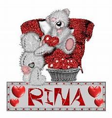 animaatjes rina 81626 name bild