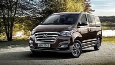 Hyundai Starex 2020 by 2018 Hyundai Grand Starex Review Interior Exterior