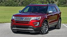 2017 ford explorer driven top speed