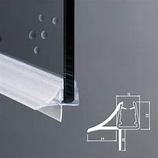 guarnizione doccia guarnizione box doccia con gocciolatoio vetro 6mm 8mm ec