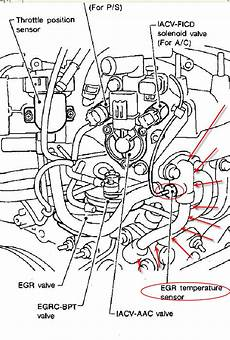 99 nissan altima engine diagram new problem the 99 maxima has check engine light went to autozone and they coded it as