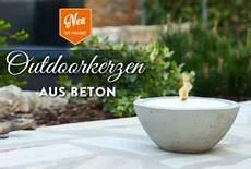 Diy Gro 223 E Outdoor Kerze Aus Beton Deko Kitchen