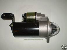 opel astra g 2kw starter motor 2 0 to 2 2 dti dtl t139