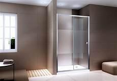 Walk In Dusche Milchglas - duschabtrennung schiebet 252 r nano echtglas ex505 milchglas