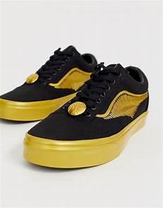 vans x harry potter golden snitch skool sneakers asos