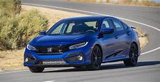 2020 Honda Civic Si Sedan by 2020 Honda Civic Si Gets Some Updates The Torque Report