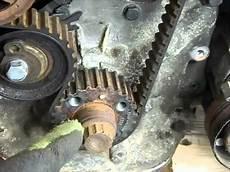 Zahnriemen Wechseln Bei Vw 6n1 6n2 Polo Golf Motor