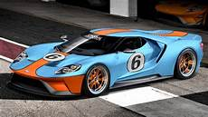 nouvelle ford gt this is the new ford gt in gulf livery top gear
