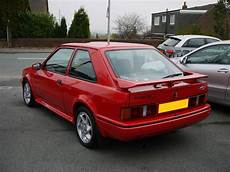 ford rs turbo used 1987 ford rs turbo series 2 for sale in