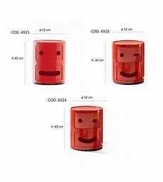 cassettiere kartell componibili smile kartell mobile contenitore milia shop