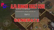 bunker alfa code how to get alfa bunker vault code easily last day on