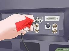 Comment Connecter Un Ordinateur 224 Une T 233 L 233 Vision Avec Un