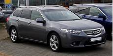 2010 Honda Accord Viii Tourer Pictures Information And