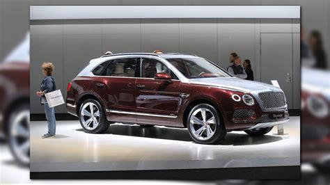 Luxury Car Brand Bentley Bringing Dealership To
