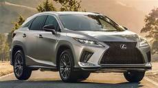 lexus rx 2020 2020 lexus rx 350 f sport unveiled