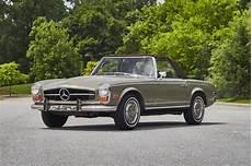 1967 1971 Mercedes 280 Sl Review Supercars Net
