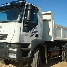 Camion 6x4 26t Polybenne Location V 233 Hicule Garage Mullot