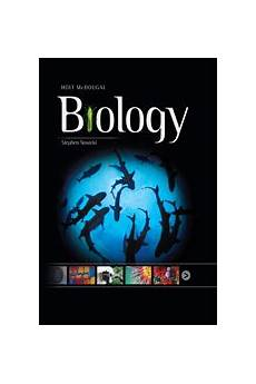 holt mcdougal high school biology textbooks