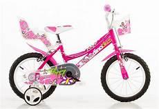 fahrrad 14 zoll mädchen dino kinderfahrrad m 228 dchen 14 zoll 1 187 city 171