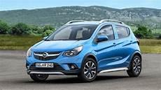Opel Karl Rocks La Versi 243 N M 225 S Aventurera Urbanita