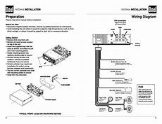 dual wiring diagram preparation wiring diagram mxdm66 installation dual electronics mxdm66 user manual page 2 13