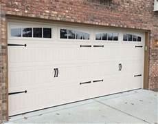 2 garage doors vs large car garage doors indianapolis residential