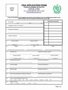 pakistan consulate ny fill online printable fillable blank pdffiller