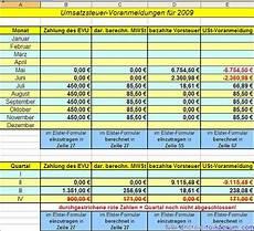 excelhilfe buchf 252 hrung umsatz und einkommensteuer