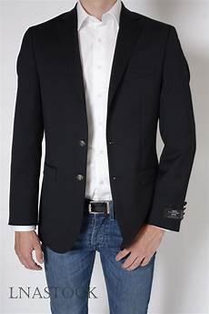 blazer homme bleu marine blazer homme et costume tissu cerruti chez lnastock