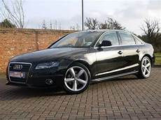 audi a4 2008 2008 audi a4 s line 1 8tfsi saloon black for sale in