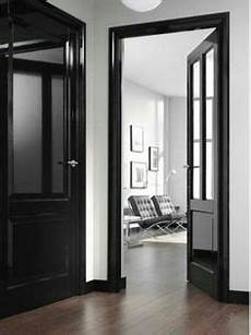 prix des portes interieur les 90 meilleures images de portes noires d 233 coration