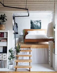beautiful loft design a solution to space the half loft is a genius solution for your small space