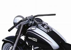 lucas handlebar drag bar black with abe for harley