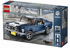 10265 Lego Creator Expert Ford Mustang Set Review