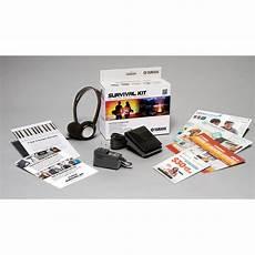 yamaha survival kit yamaha survival kit b2 accessory package sk b2 b h photo