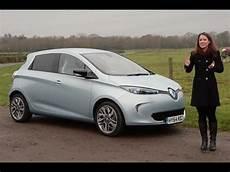 Renault Zoe Electric Car Review 2014 Telegraph Cars