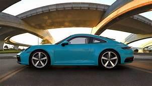2020 Porsche 992 Gts  Cars Review Release