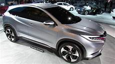 2014 Honda Suv Concept 2013 Detroit Auto Show