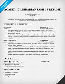 librarian resume sle official work professional