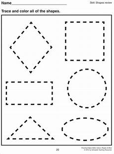 letter shapes worksheets 1173 preschool shapes worksheets and printables ajkcouncil