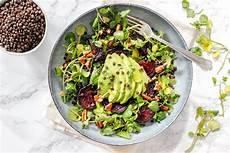 Watercress Beetroot And Avocado Salad