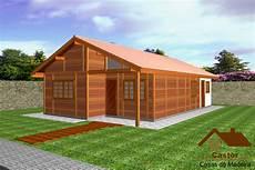 Projetos Castor Casas De Madeira