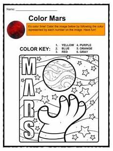 mars planet worksheet mars facts worksheets climate exploration missions