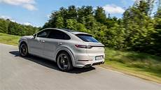 2020 porsche cayenne coupe drive review hulked up
